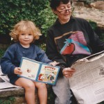 J with Emily 1998