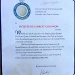 JJ Goodnow AC Diploma
