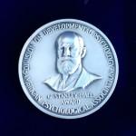 JJ Goodnow Hall Medal front